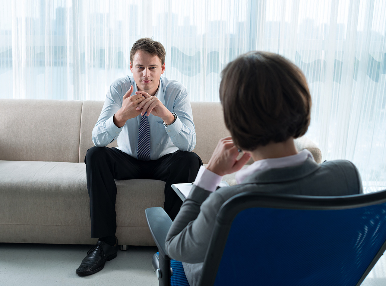 Why Every Man Should See a Therapist